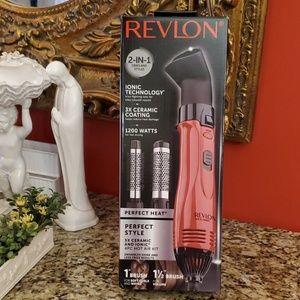 Revlon 4 Piece Hot Air Kit